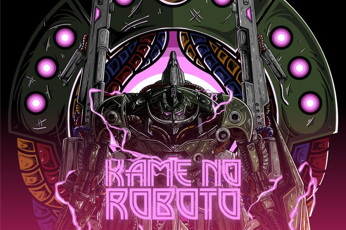 Kame kein Roboto