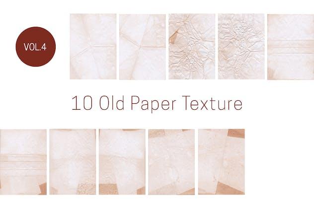 Old Paper Textures Vol. 04