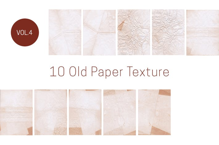 Thumbnail for Old Paper Textures Vol. 04