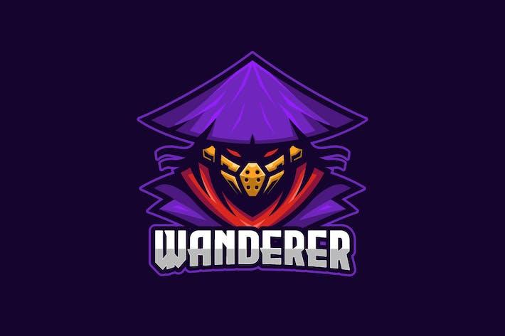 Wanderer E-sports Logo Template