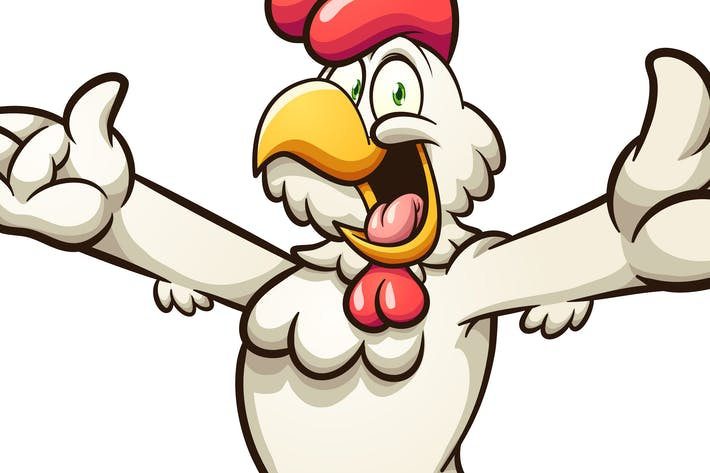 Thumbnail for Cartoon chicken