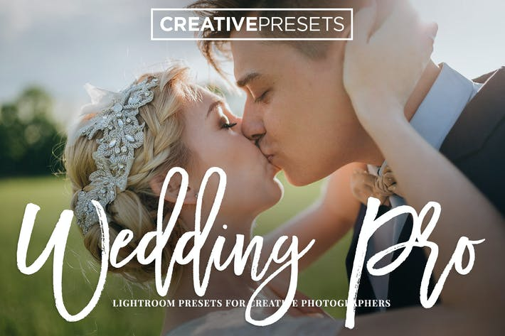 Thumbnail for Wedding Pro Lightroom Presets