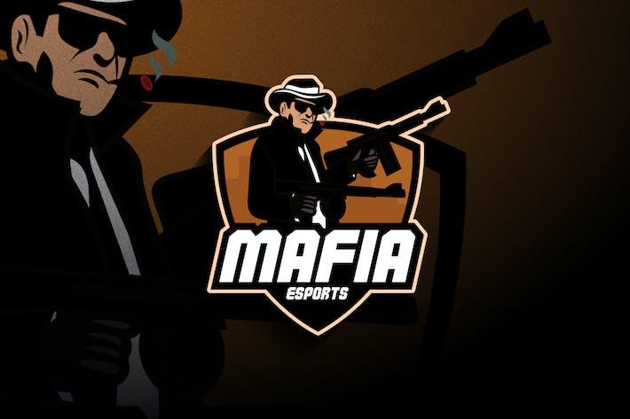 Thumbnail for Mafia Esports - Mascot & Esport Logo