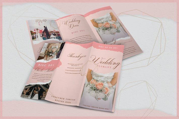 Thumbnail for Beauty Wedding - Brochure
