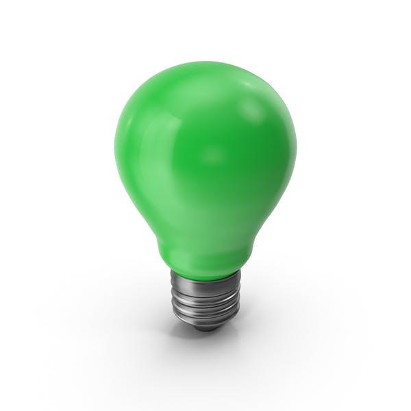 Thumbnail for Bombilla de luz verde