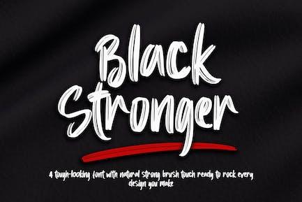 Black Stronger