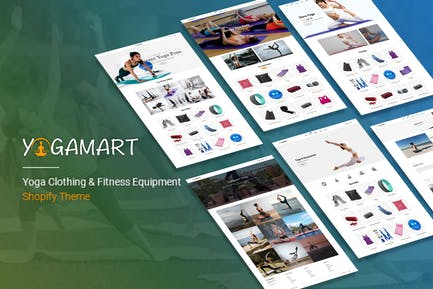 YogaMart - Yoga Clothing & Fitness Equipment