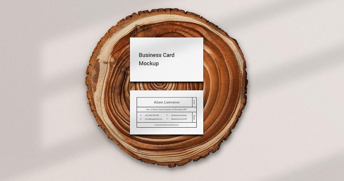 Download Natural Business Card Mockup Vol.1 by sagesmask
