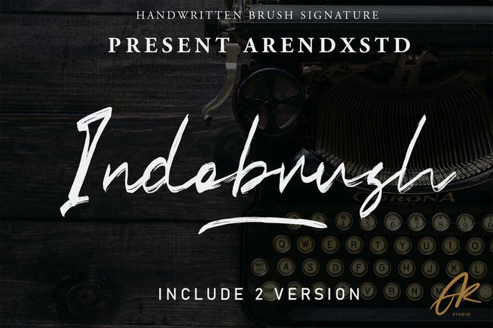 Thumbnail for Indobrush Signature Brush