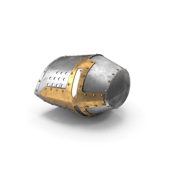 Thumbnail for Topfhelm Helmet