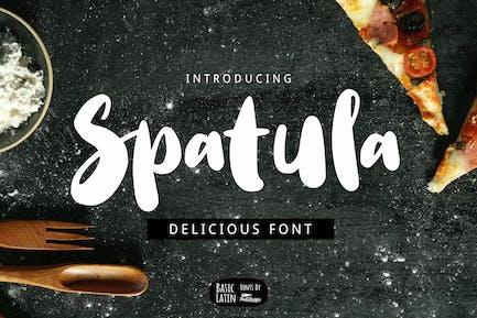 Spatula Cooking Font