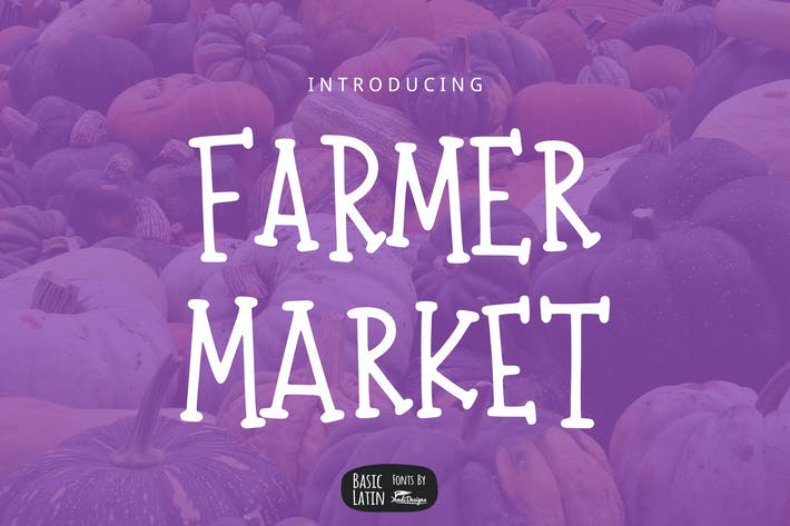 Cover Image For Farmer Market