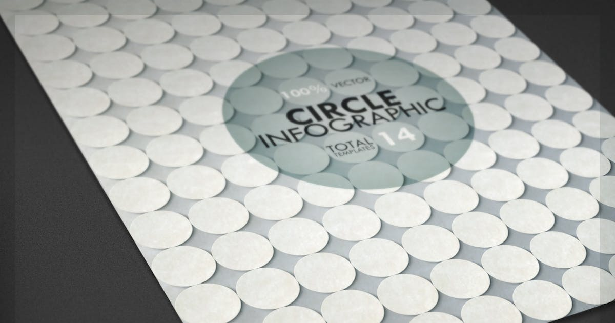 Download Circle Infographics by Andrew_Kras