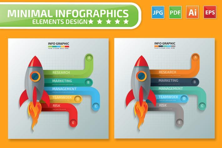 Thumbnail for Проектирование Инфографика ракеты