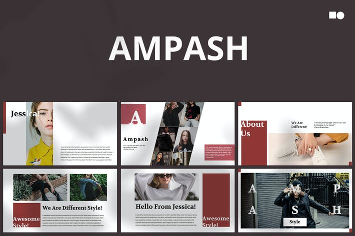 Thumbnail for Ampash - Google Slides