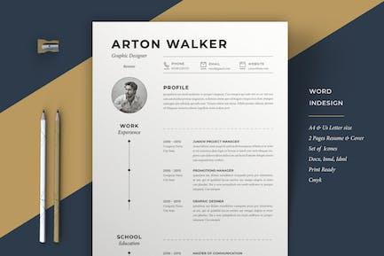 Resume Airton