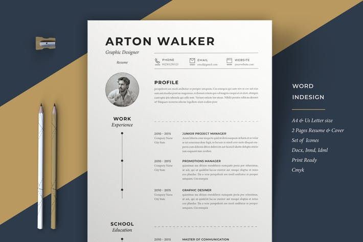 Cover Image For Resume Airton