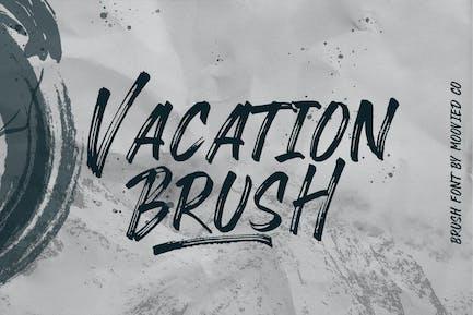 VACATION BRUSH