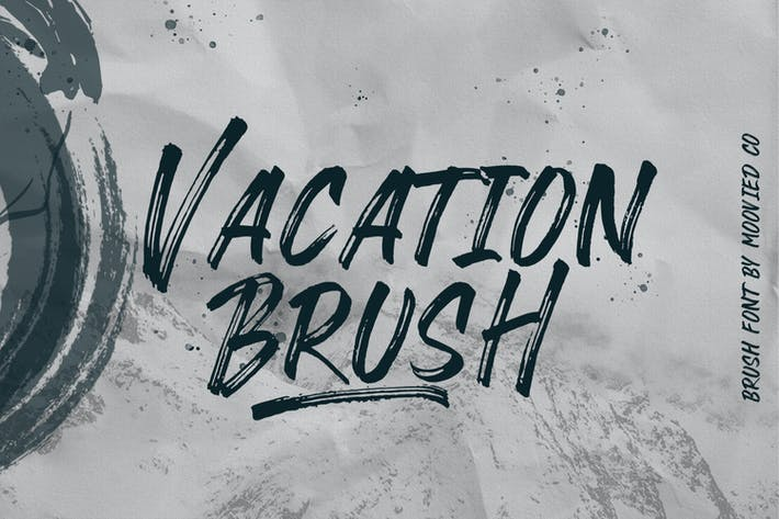 Thumbnail for VACATION BRUSH