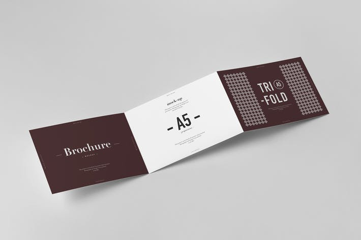Thumbnail for Tri-Fold A5 Horizontal Brochure 2