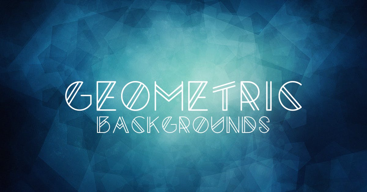 Download Abstract Geometric Backgrounds by themefire