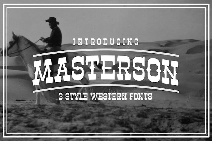 Thumbnail for Masterson