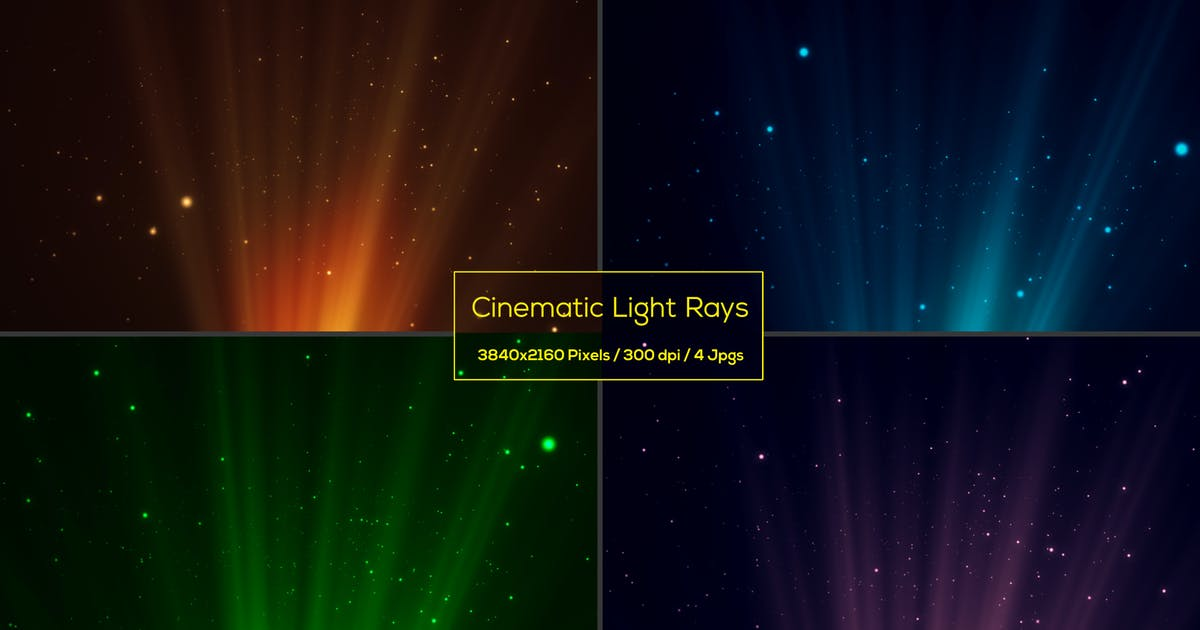 Download Cinematic Light Rays by StrokeVorkz