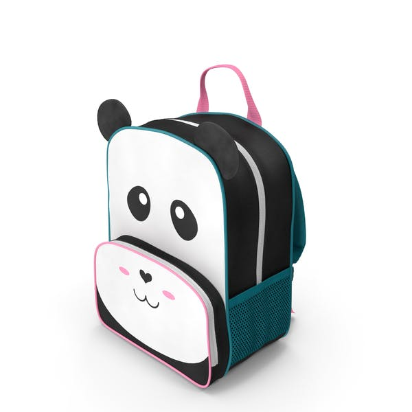 Thumbnail for Kid's Backpack Panda