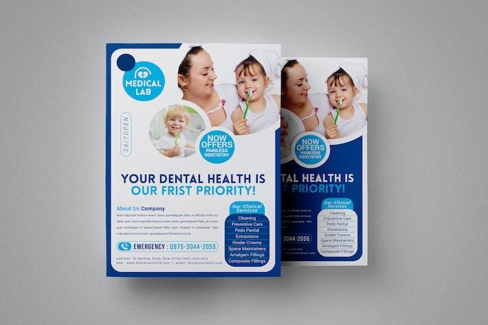 Thumbnail for Dental Flyer