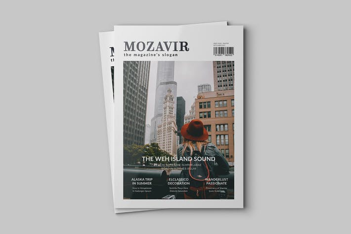 Thumbnail for Mozavir Magazine