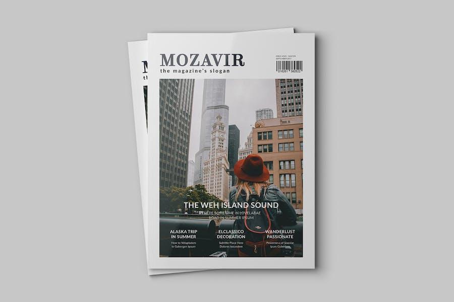 Mozavir Magazine