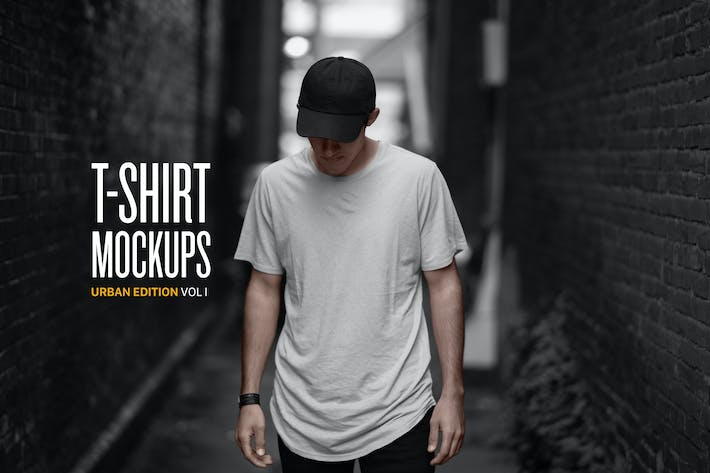 Cover Image For T-Shirt Mockups
