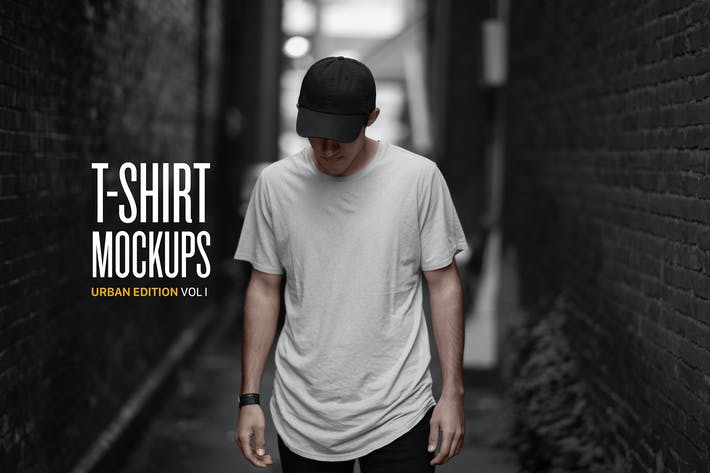 Thumbnail for T-Shirt Mockups