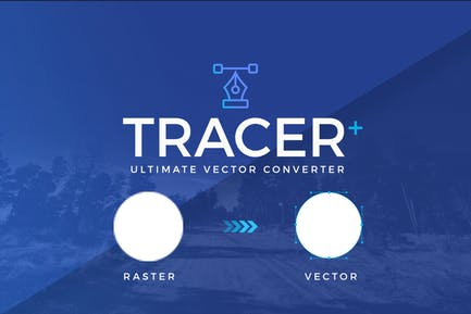 Tracer Plus - Image to Vector