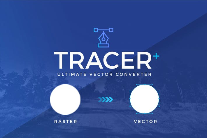 Thumbnail for Tracer Plus - Image to Vector
