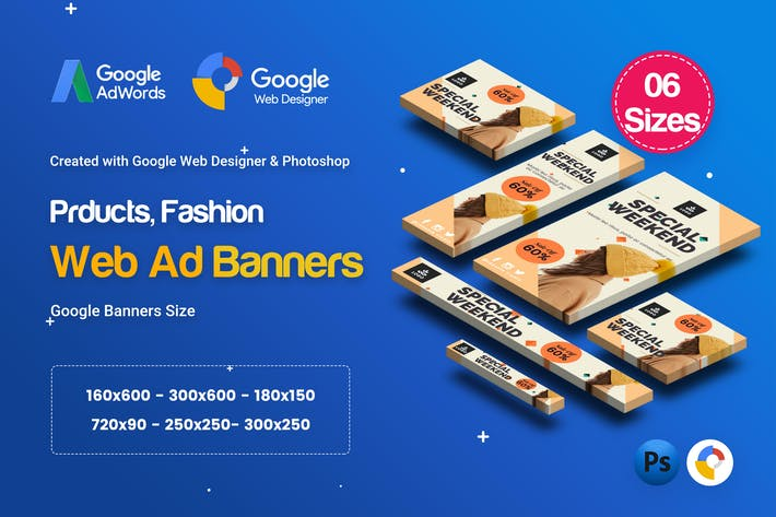 Thumbnail for C65 - Fashion Sale Banners GWD & PSD