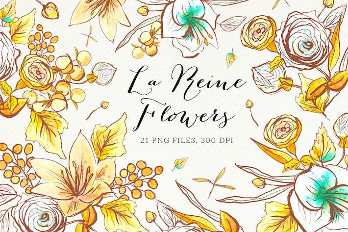 Thumbnail for La Reine Flowers