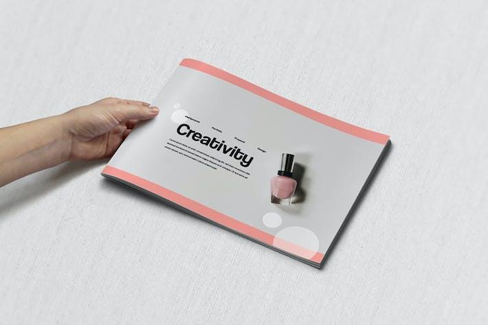 Thumbnail for HQ - Letter Creativity Brochure V2