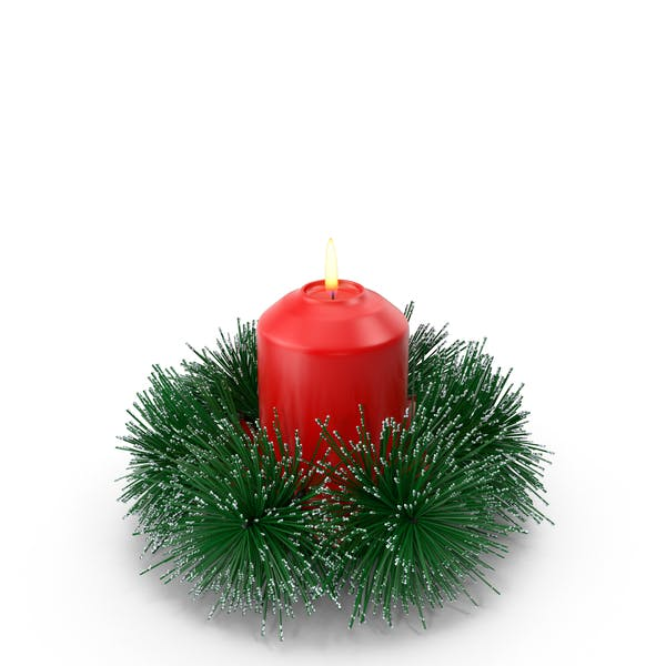 Cover Image for Christmas Candle