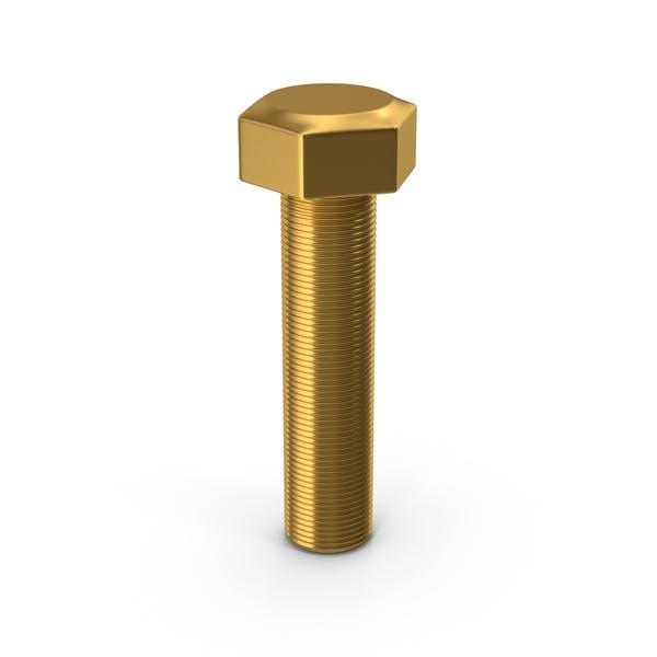 Bolzen Gold