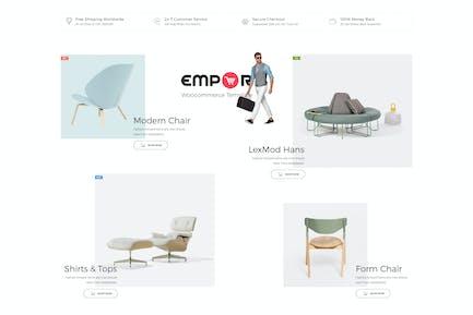 Empor - eCommerce, Shop Template