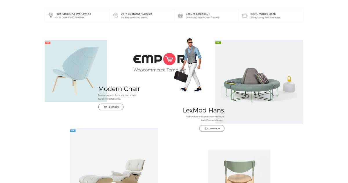 Download Empor - eCommerce, Shop Template by BrighThemes