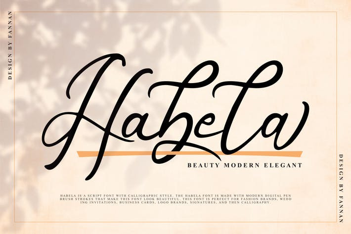 Thumbnail for Habela Beauty Modern Elegant