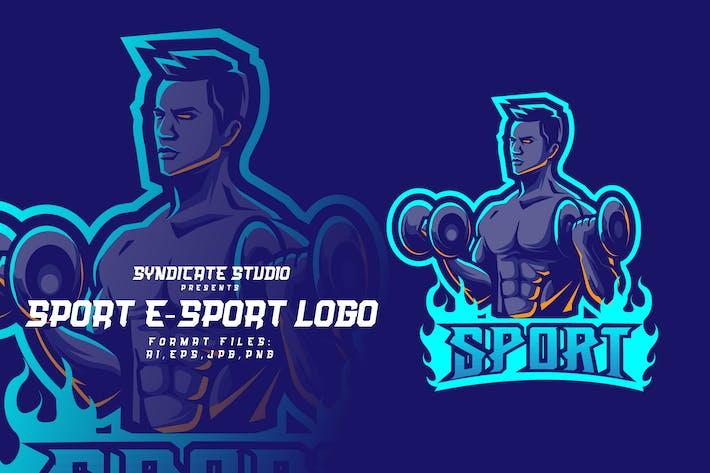 SPORT E-sport logo
