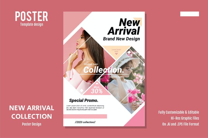 Thumbnail for New Arrival Collection