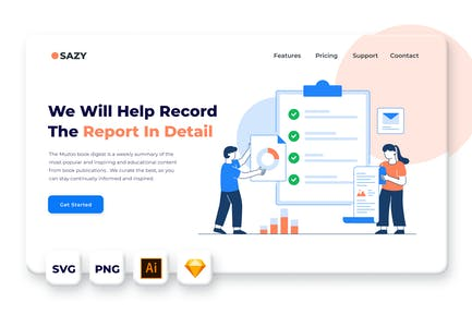 Obtenga un informe mejor y detallado