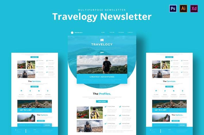 Thumbnail for Travelogy Newsletter