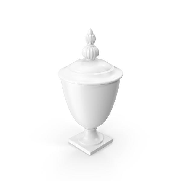 Thumbnail for White Vase