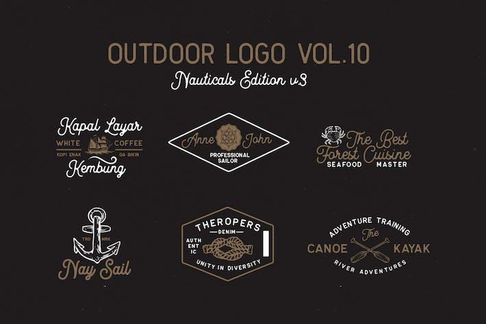 Thumbnail for Logo al aire libre Vol.10