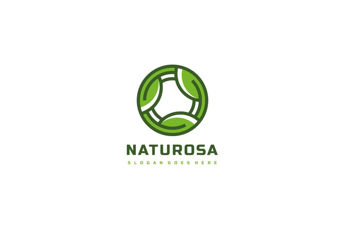 Cover Image For Natural Leaves Logo